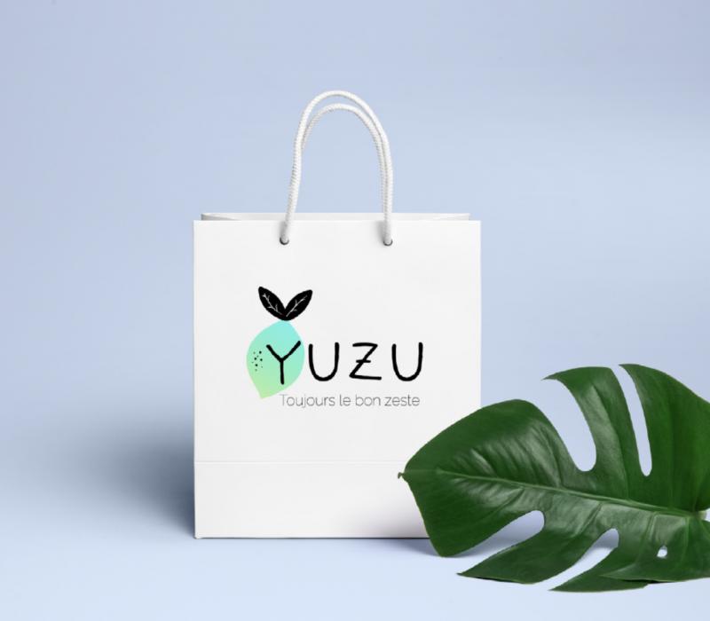 Branding marque Yuzu